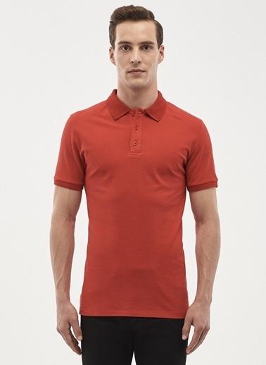 Altınyıldız Classics Polo Yaka Tişört Kırmızı
